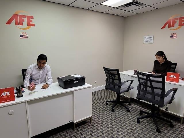 oficinas afe